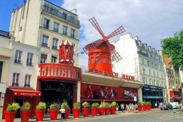 moulin rouge 82 boulevard de clichy 75018 paris
