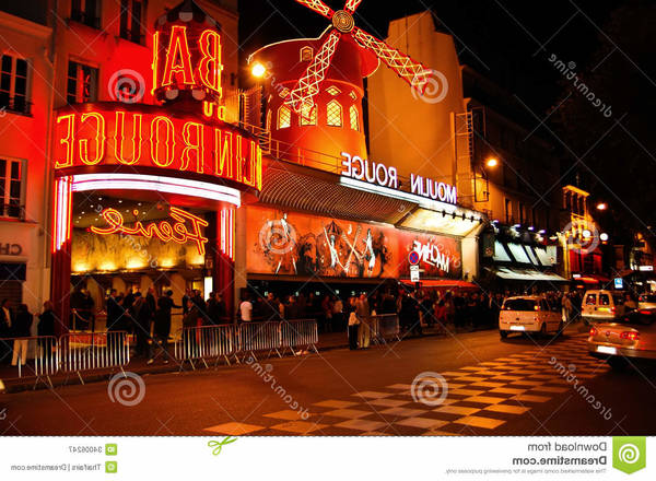 moulin rouge tickets only