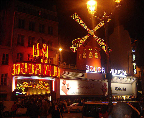 moulin rouge movie paris