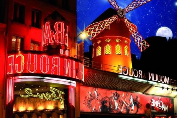 tarif moulin rouge diner spectacle