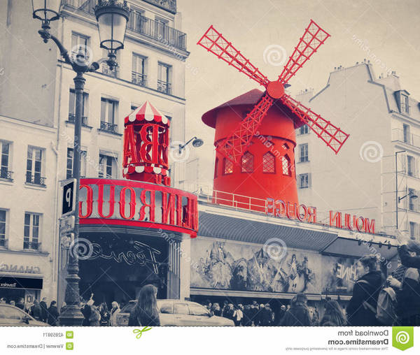 spectacle Moulin rouge film prix